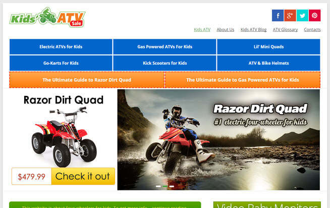 Kids ATV Sale-gallery-734