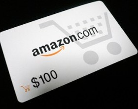 """Like"" & ""Share"" on Facebook to win a $100 Amazon Gift Card!"