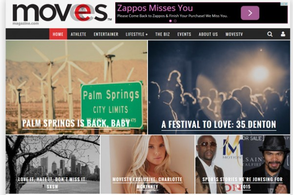 Moves Magazine
