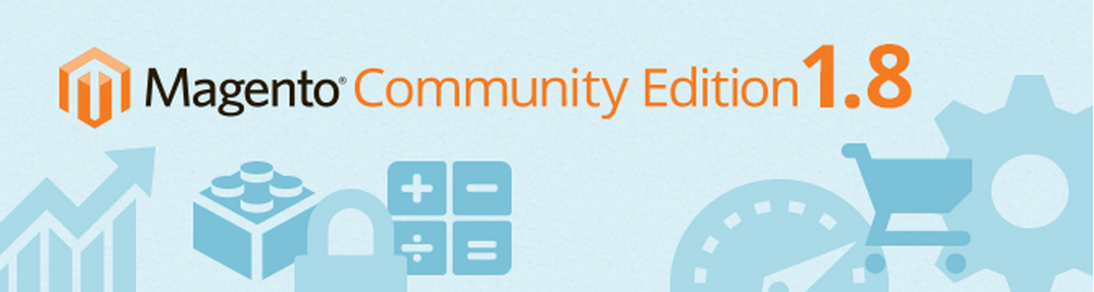 New Release: Magento Ecommerce Community Edition 1.8.0