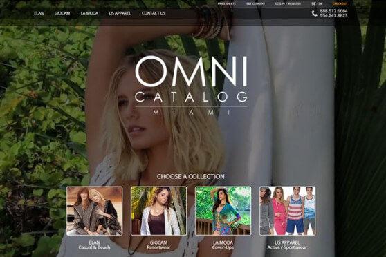 website-catalog-design
