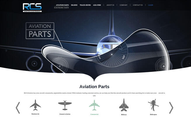 Rcs Aviation And Electronics Absolute Web Services