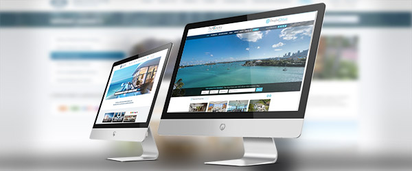 Real estate website design in Miami