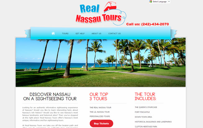 Real Nassau Tours