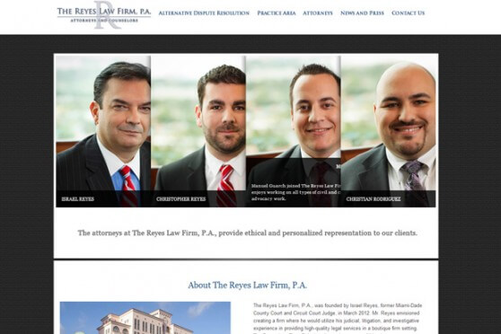 Reyes Law Firm, P.A.