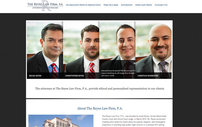 Reyes Law Firm, P.A