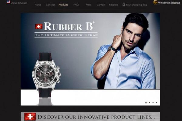 Rubber B