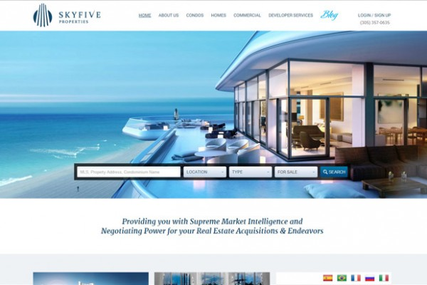 Sky Five Properties