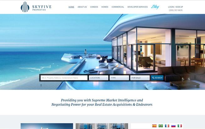 Skyfive Properties