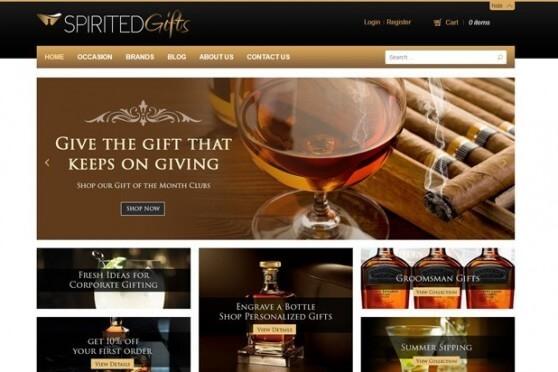 Spirited Gifts