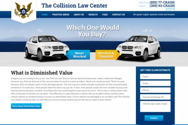 The Collision Law Center