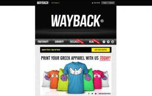 Wayback Apparel