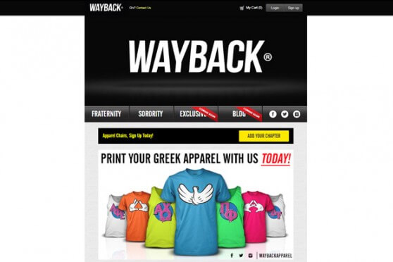 Wayback Apparel