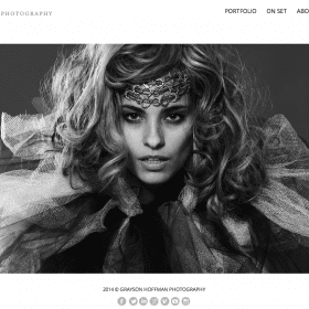 We've Helped Launch a New Portfolio Site for a Top Miami Photographer