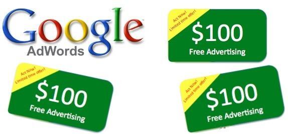Win $100 in Google Adwords!