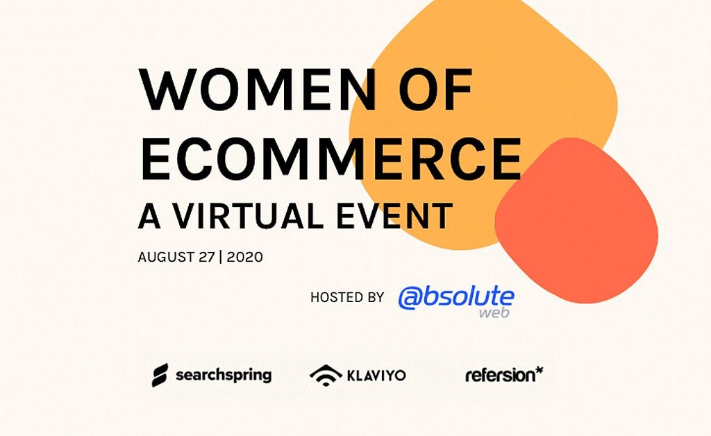 """Launching """"Women of eCommerce: A Virtual Event"""""""