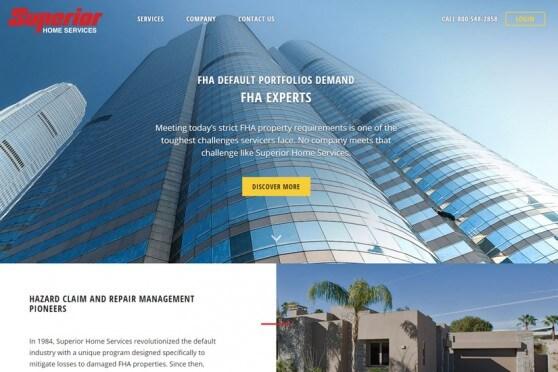 super-home-services-webdesign