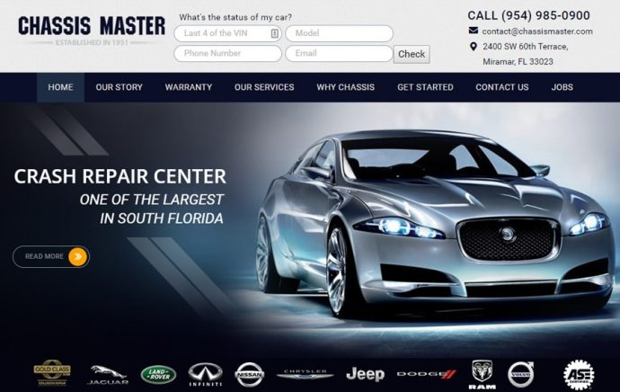 wordpress-design-and-development-miami-car-website-1